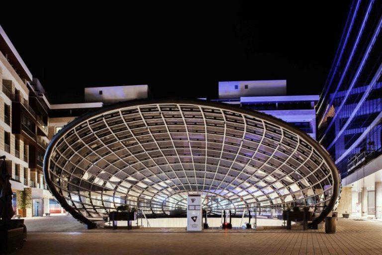 Dome – Capital Plaza