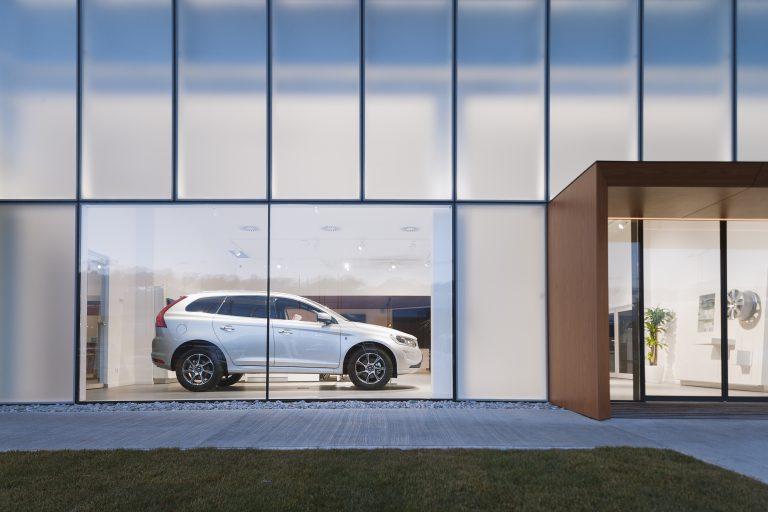Volvo Showroom